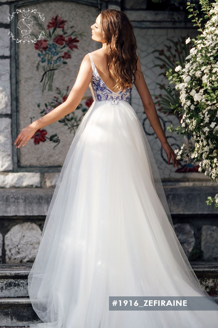 Wedding dress Zefiraine