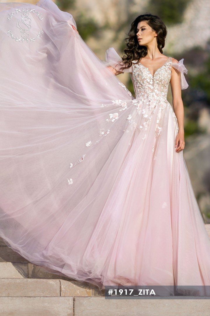 Wedding dress Zita