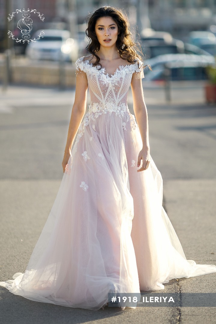 Wedding dress Ileriya