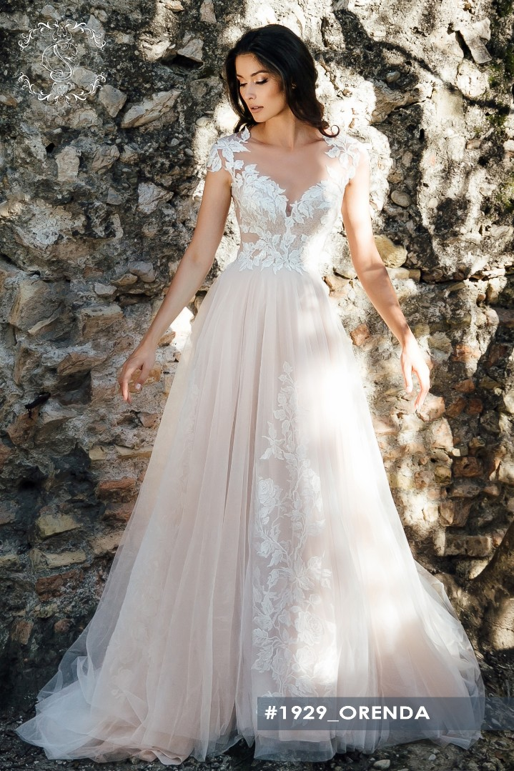 Wedding dress Orenda