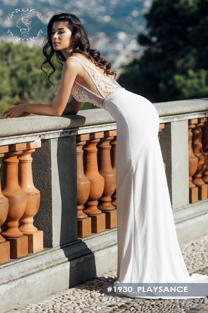 Wedding dress Playsance