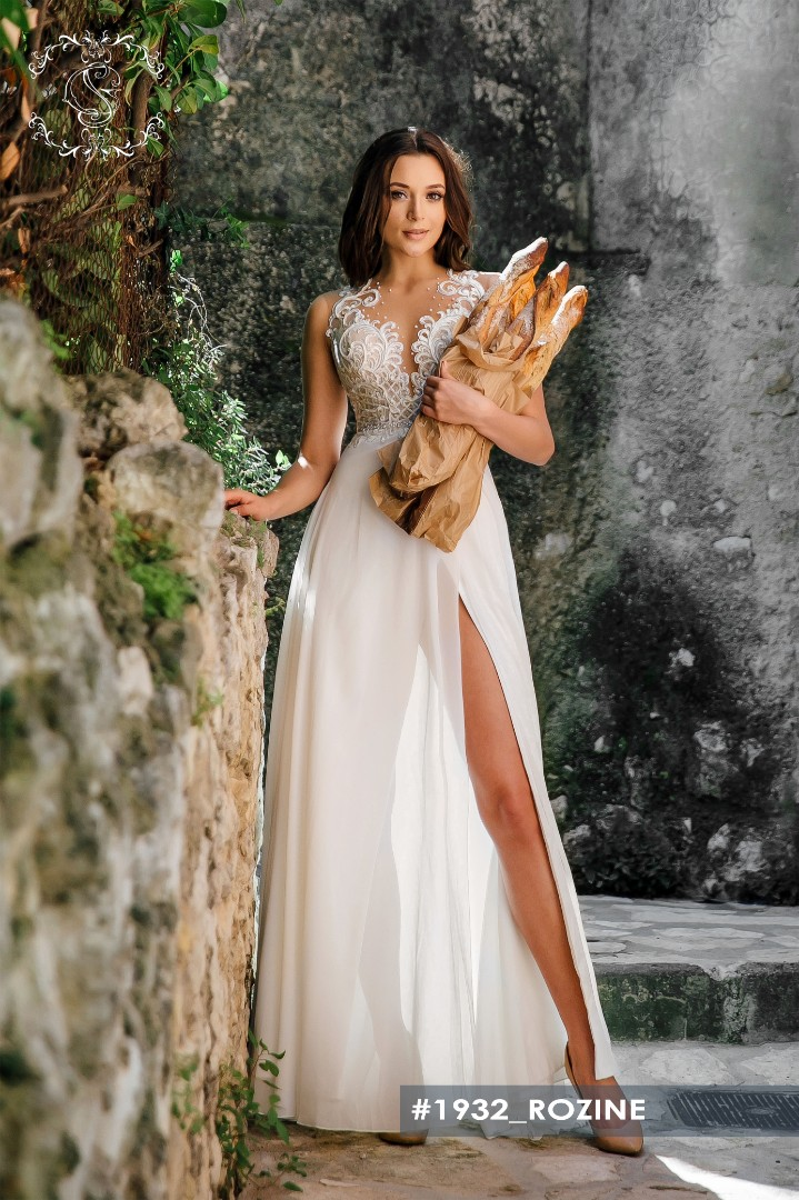 Wedding dress Rozine