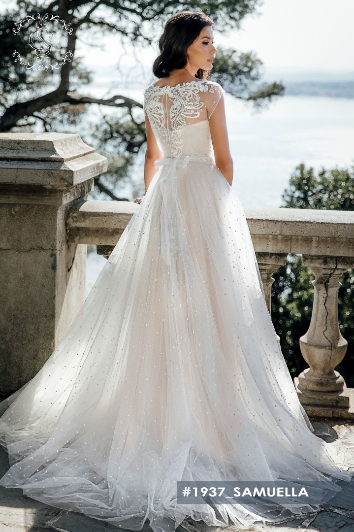 Wedding dress Samuella
