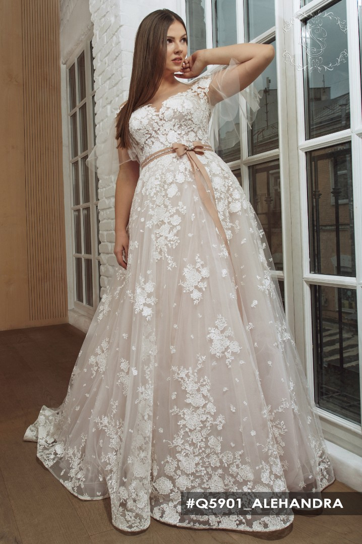 Wedding dress Alehandra