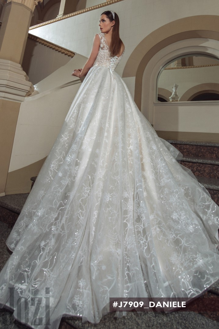 Wedding dress Daniele