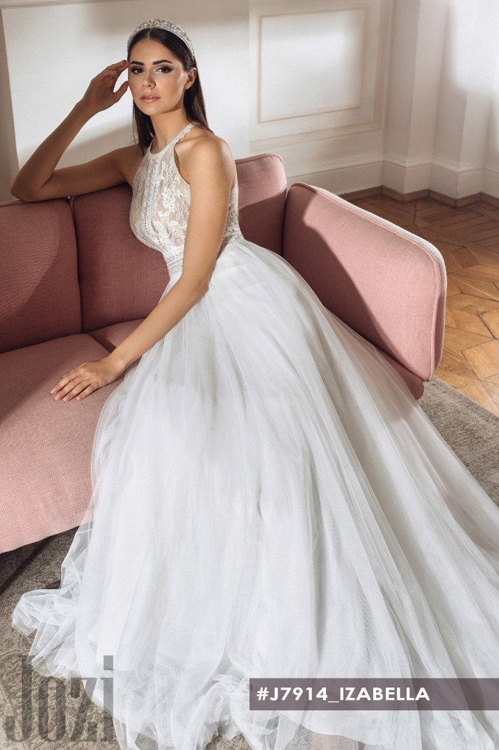 Wedding dress Izabella