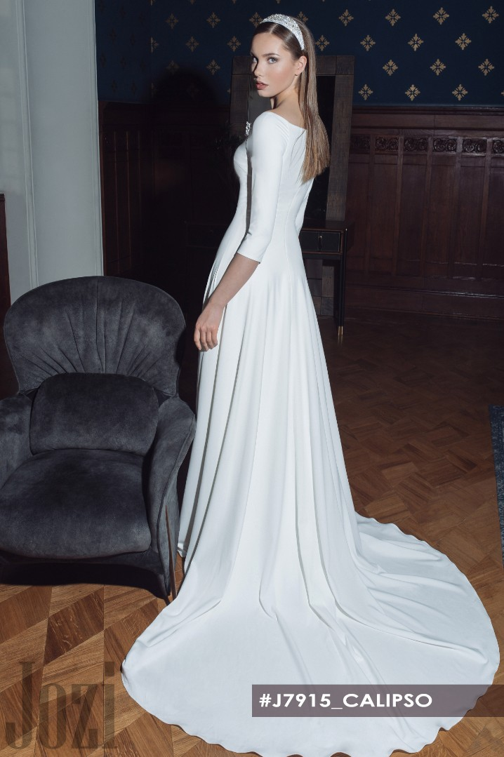 Wedding dress Calipso