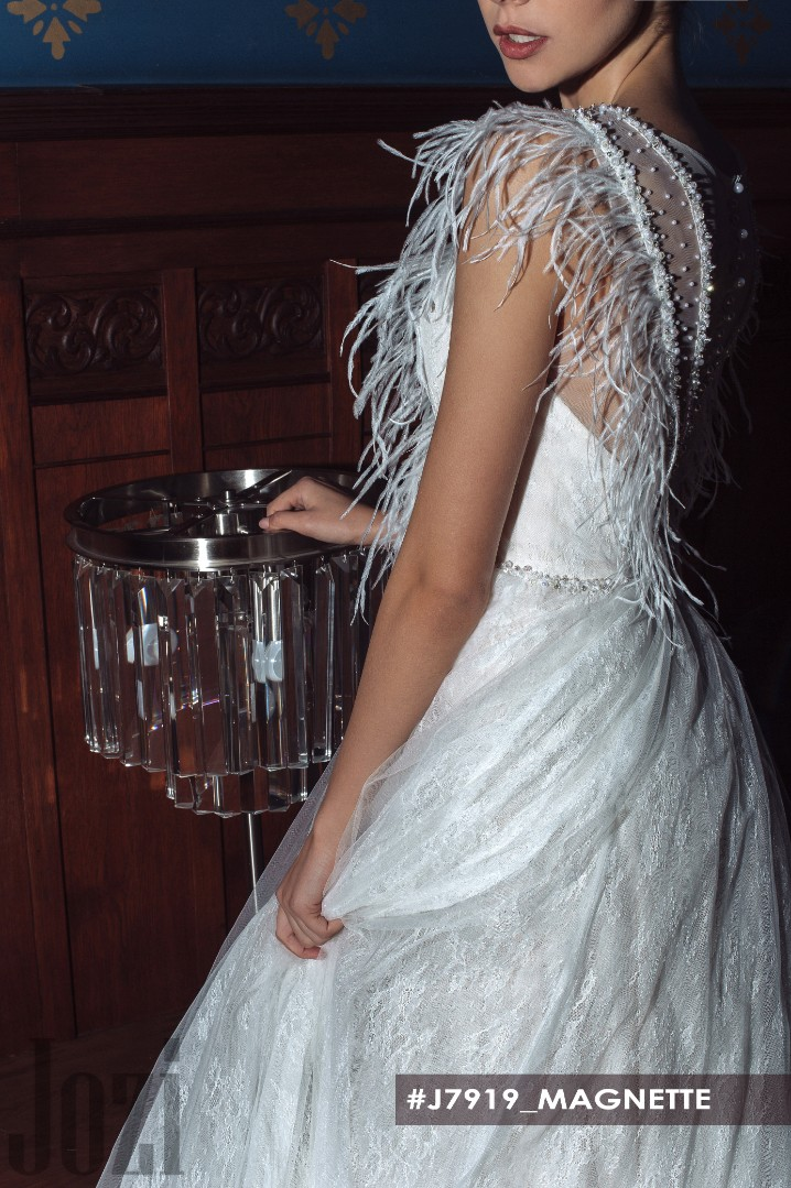 Wedding dress Magnette