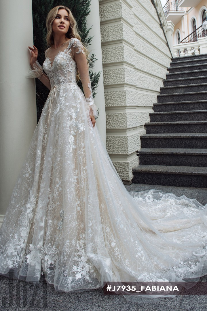 Wedding dress Fabiana