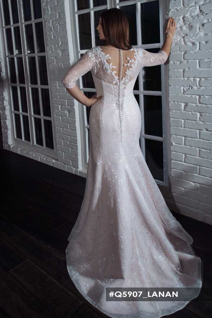 Wedding dress Lanan