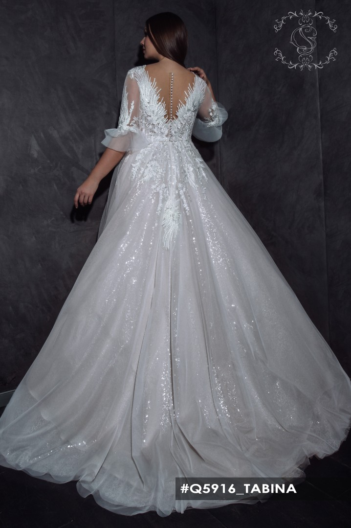 Wedding dress Tabina
