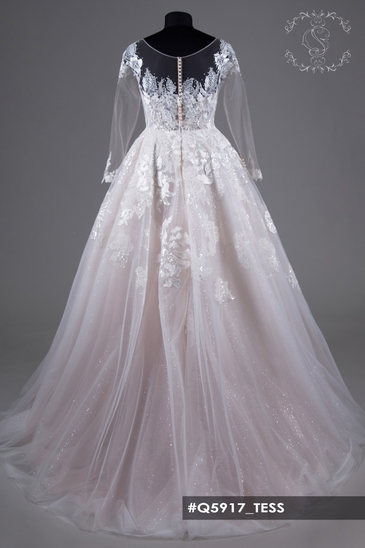 Wedding dress Tess
