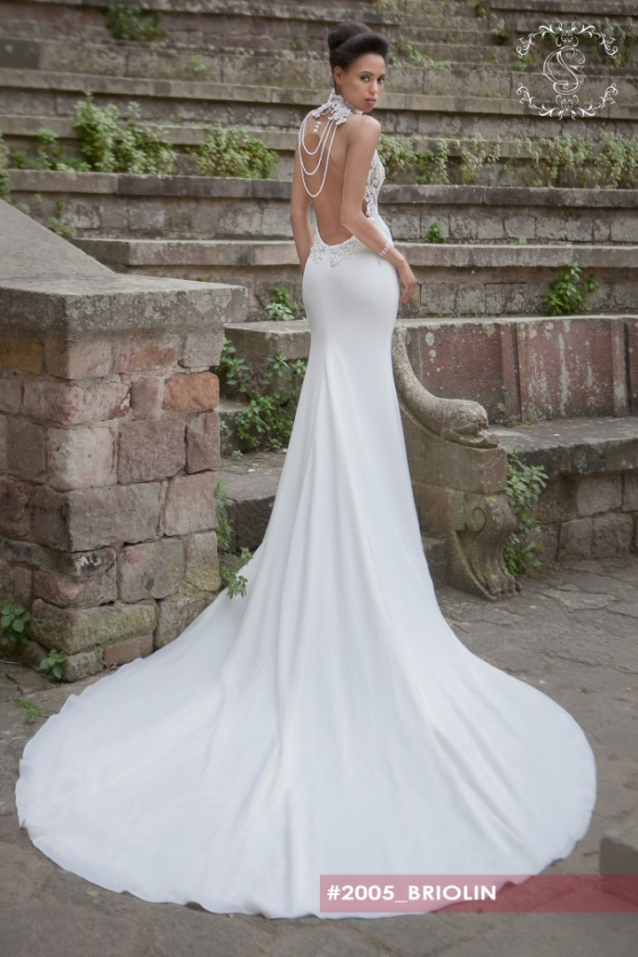 Wedding dress Briolin
