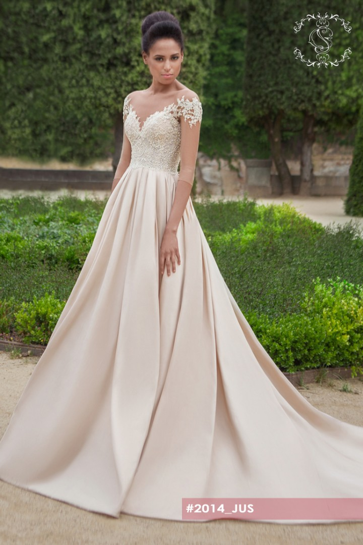 Wedding dress Jus