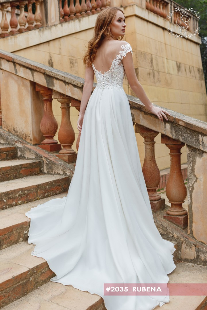 Wedding dress Rubena
