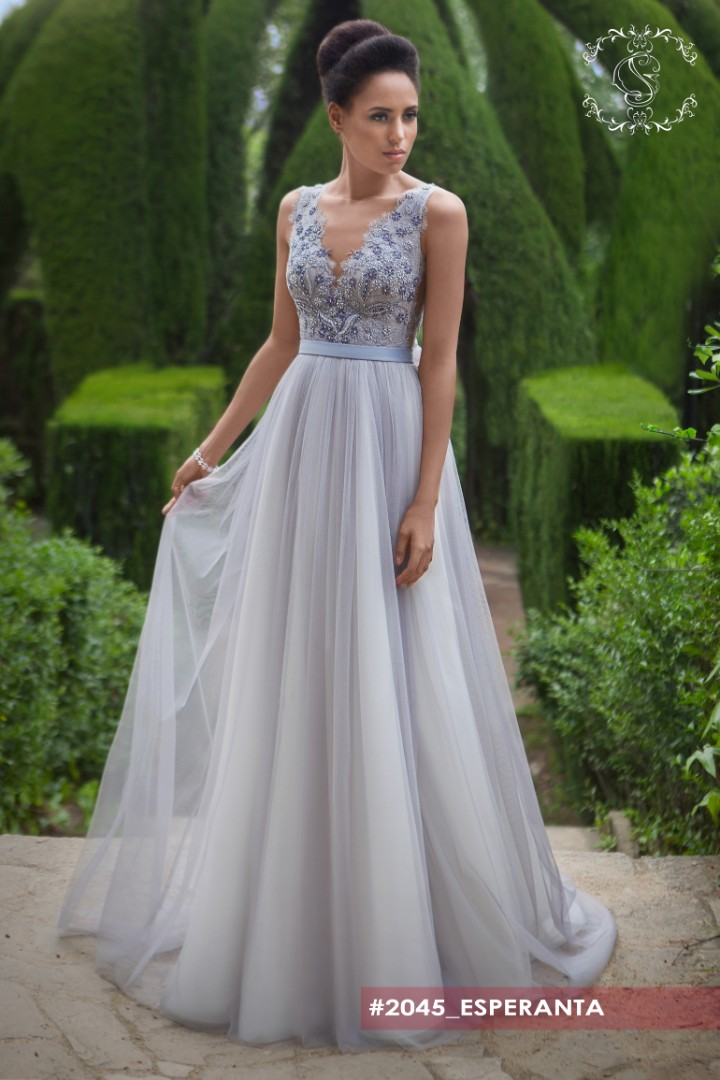 Wedding dress Esperanta