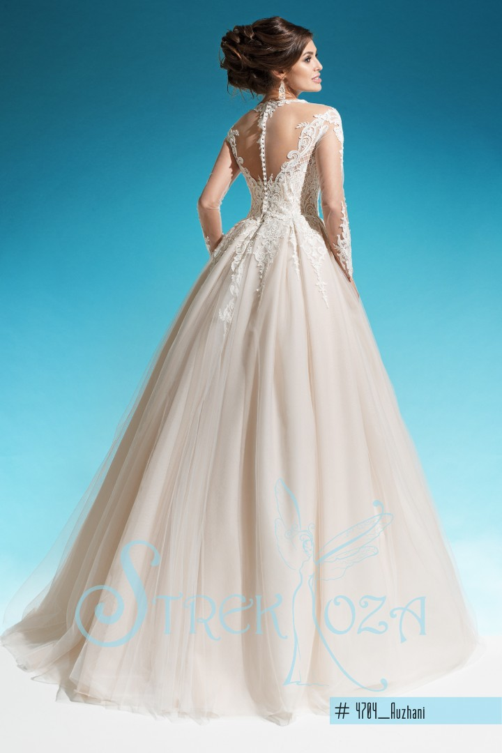 Wedding dress Auzhani