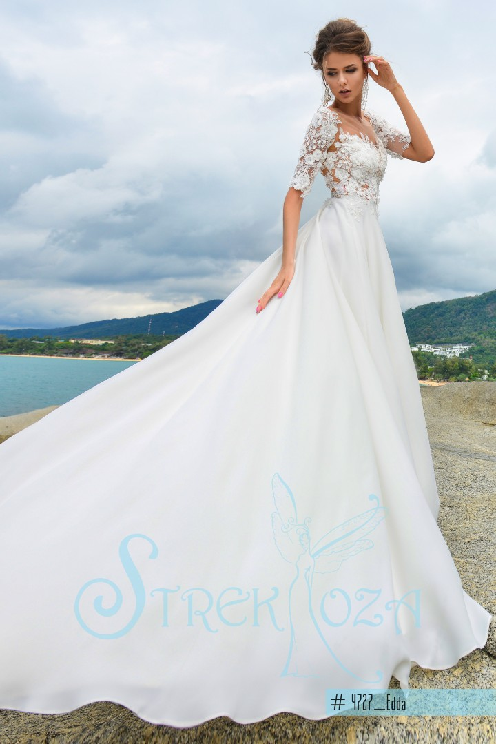 Wedding dress Edda