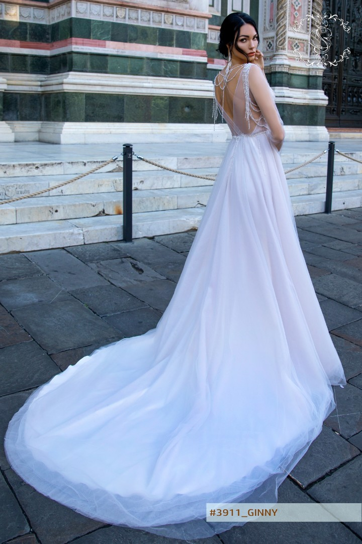 Wedding dress Ginny