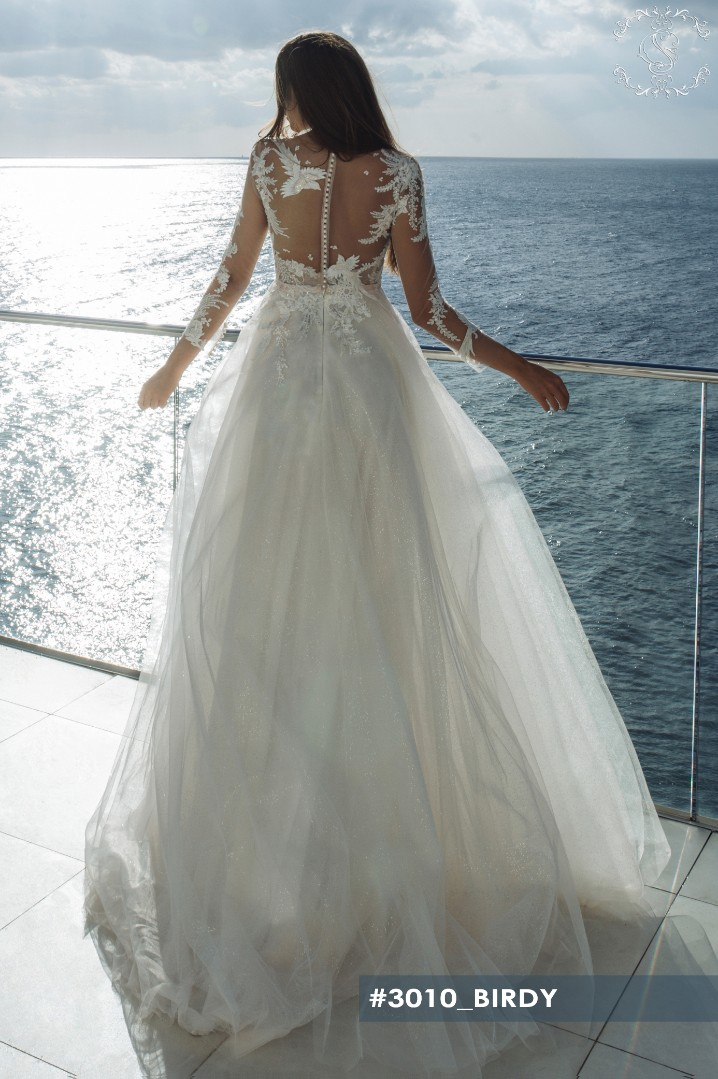 Wedding dress Birdy