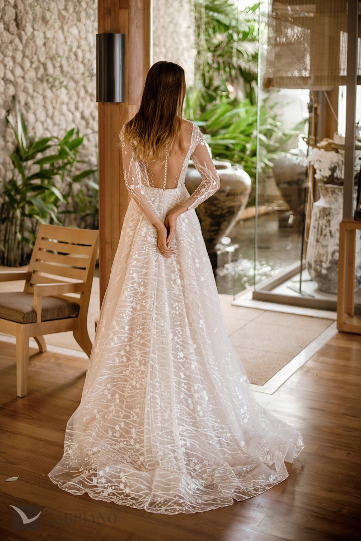 Wedding dress Fernanda