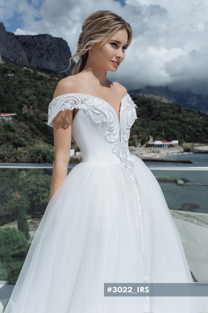 Wedding dress Irs