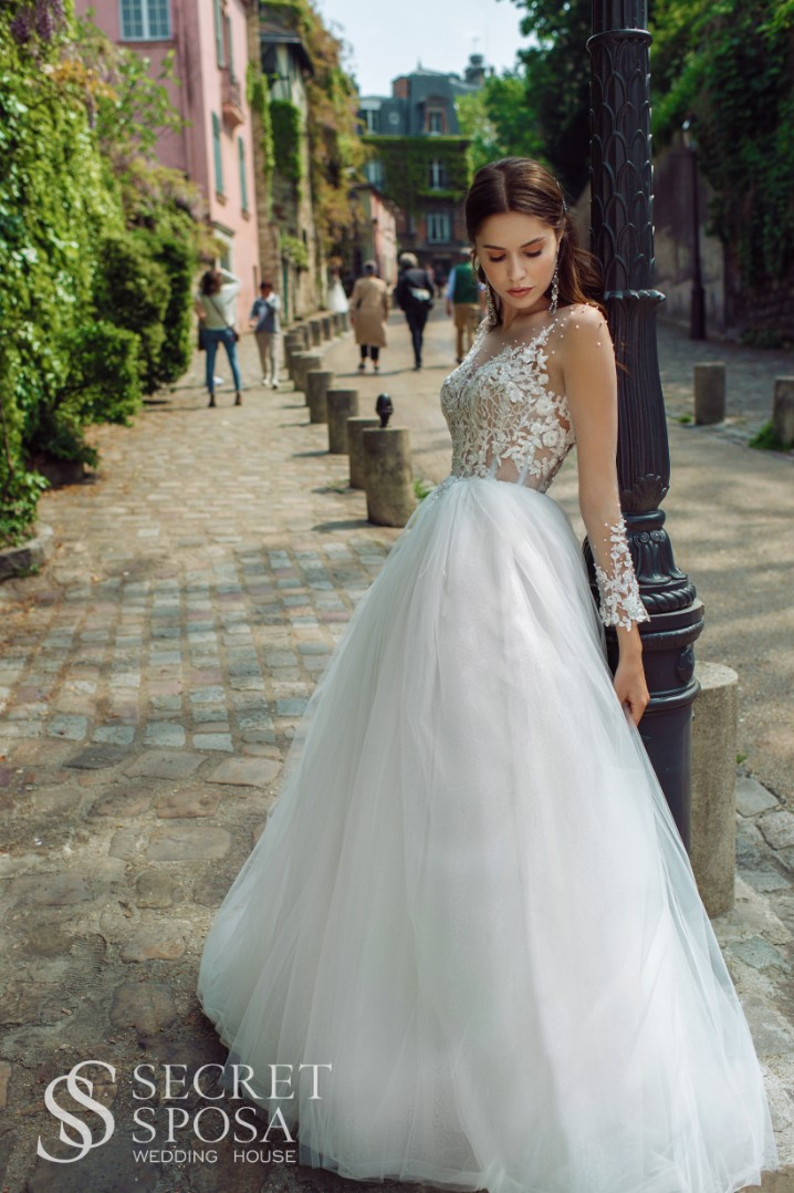 Wedding dress Preska