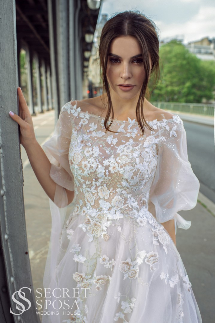 Wedding dress Rivas