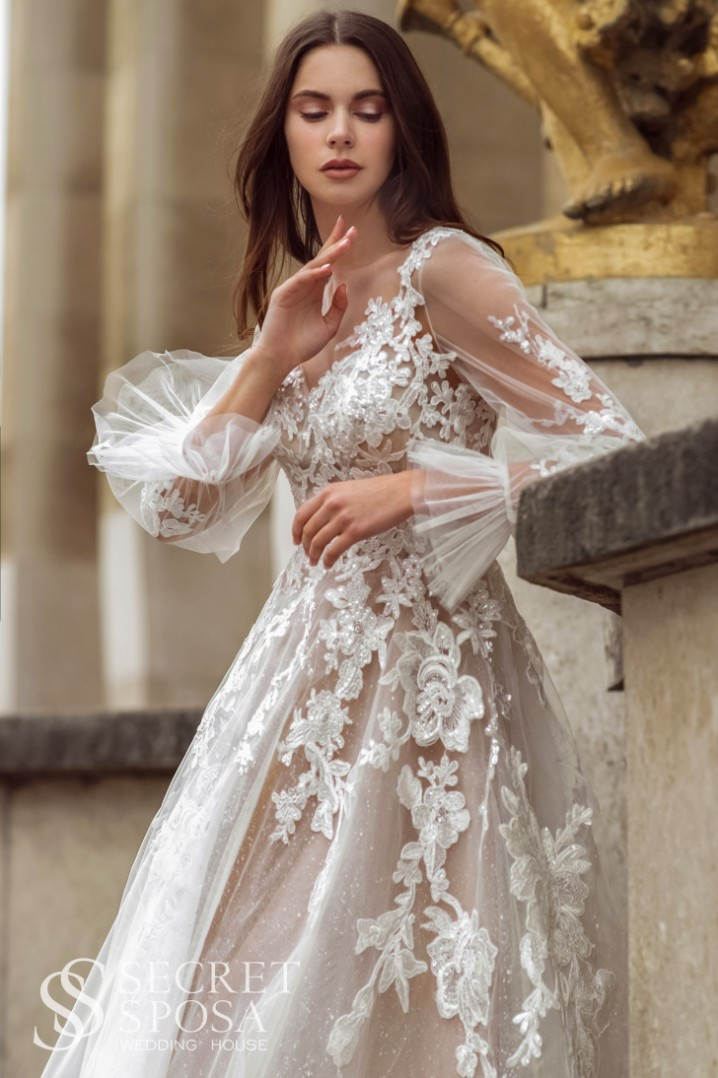 Wedding dress Rumy