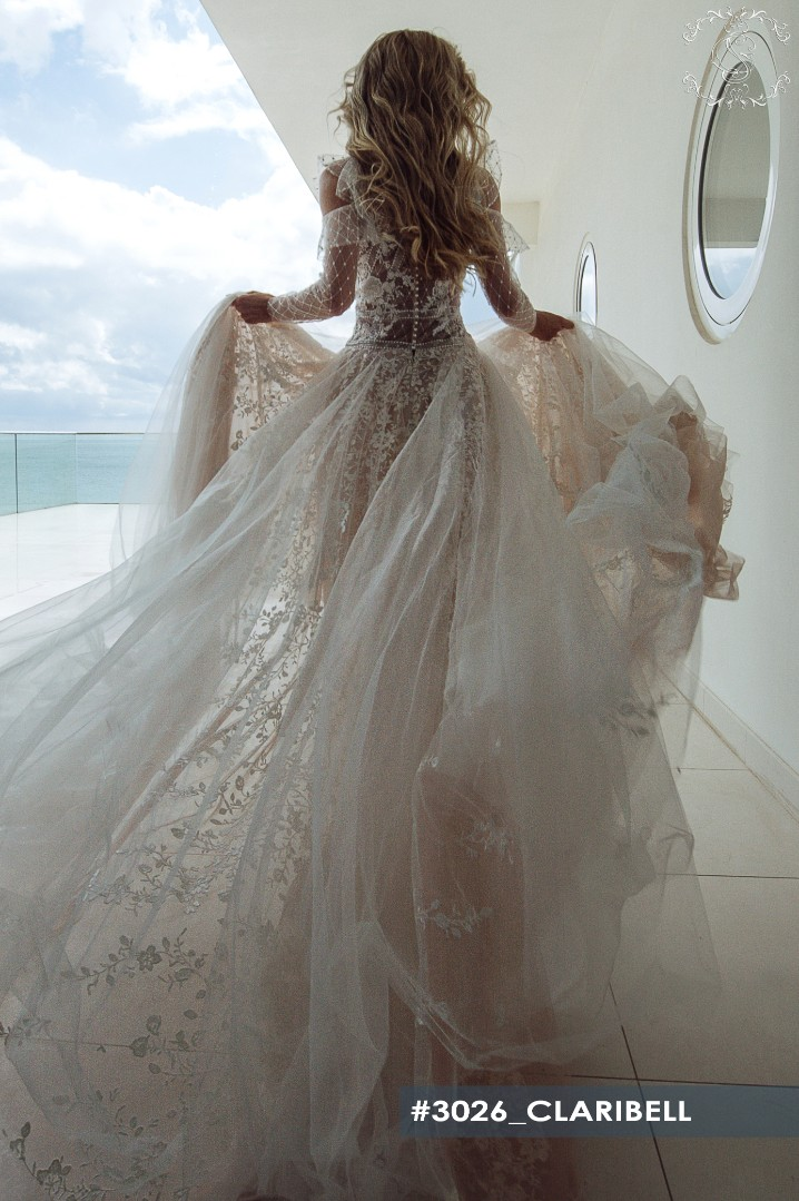 Wedding dress Claribell