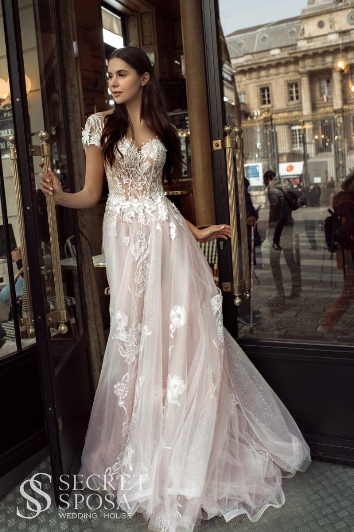 Wedding dress Estello