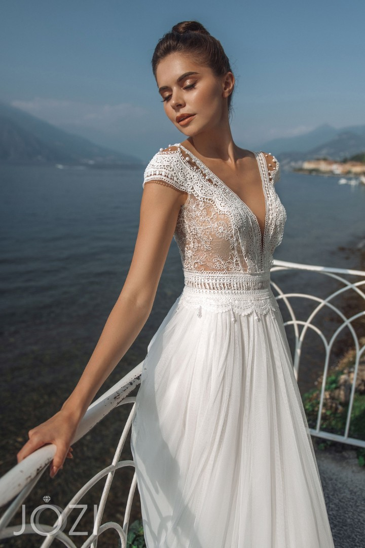 Wedding dress Bianco