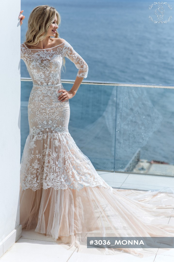 Wedding dress Monna