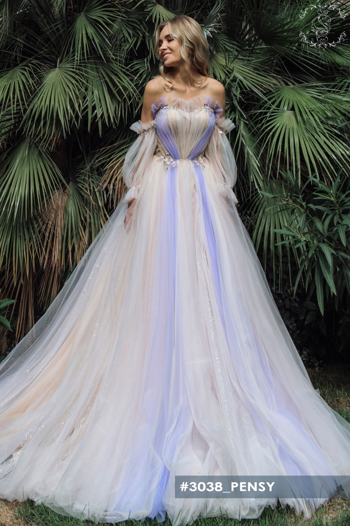 Wedding dress Pensy
