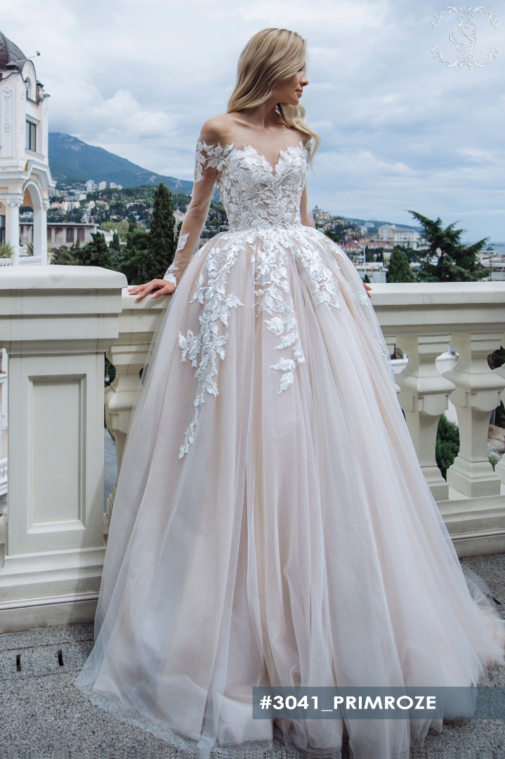 Wedding dress Primroze