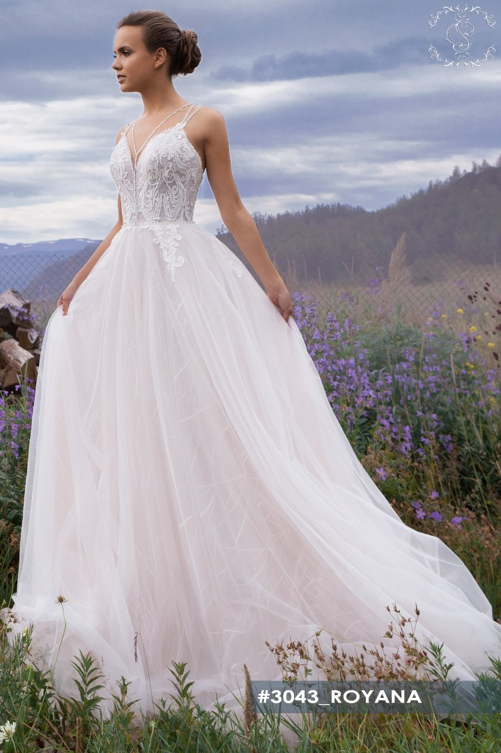 Wedding dress Royana