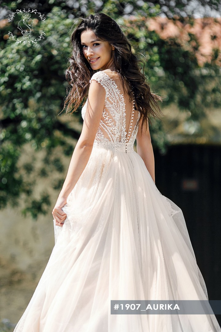 Wedding dress Aurika